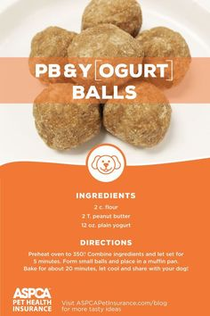 Click-through for more easy-to-make treats that are sure to make your dog's tail wag!