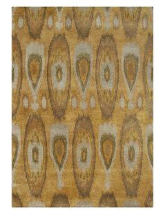 50% OFF Horizon Rugs New Zealand Wool Rug (Cashew/Tobacco/Olive)