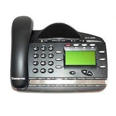 Inter-Tel Encore Mitel ECX 2000 Phone 618.5020 Charcoal Warranty Quantity Avail.