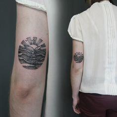 #tattoo #dotworktattoo #seatattoo #whaletattoo #blacktattoo #lineworktattoo by @ovtattoo