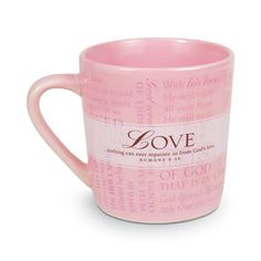 Promises of Love Mug