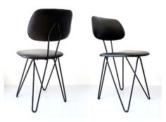 Cees Braakman chair SM 01 for UMS Pastoe from the fifties, sixties, eames style on Etsy, $666.67