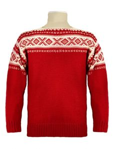 Norwegian hand-made sweater