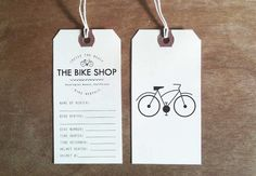 The Bike Shop - Saratoga Springs, NY Graphic Design - Blue & Theory - Kate Byrne