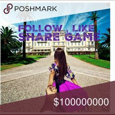 💜FOLLOW , LIKE , SHARE ME GAME💜 💜POSH MENTOR‼️ TOP Rated SELLER ‼️TOP 10% SELLER & SHARER‼️FAST SHIPPER ‼️F - O- L - L - O - W ME Game‼️ Help Me Reach 35,000 Followers.. LIKE / TAG / SHARE / FOLLOW ‼️  Come back often to follow New Posher's and watch YOUR Business  G - R - O - W‼️Let's G - R - O - W  Together‼️💜 MICHAEL Michael Kors Jewelry