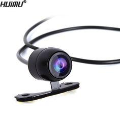 Buy 600lines CCD HD night vsion car bakup reverse camera rear monitor parking aid Universal camera front rear view camera waterproof .....Check Link
