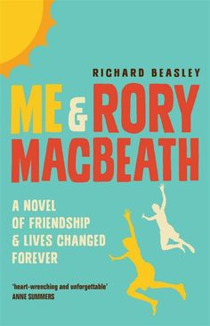 Me and Rory Macbeath - Richard Beasley