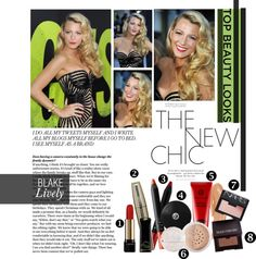 """""""Blake Lively"""" by arys101 ❤ liked on Polyvore"""