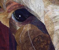 animal quilts with SPECTACULAR detail!