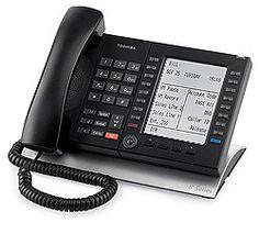 Toshiba IP5130-SDL Large Display Phone