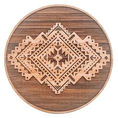 Aztec Coaster Set
