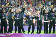 Gold for US Women's Soccer Team - London 2012 Olympics - The New York Times