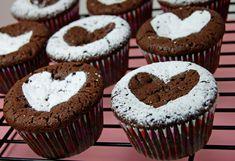 Flour-less chocolate cupcakes