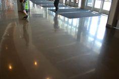 Podłoga wejście hala sportowa