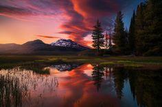 Sparks Lake Lihan Eroglu 500px Beautiful Landscape Photography Landscape Landscape Pictures
