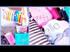 Travel Makeup  My Airplane Must Haves! - http://www.box-of-fashion.com/travel-makeup-my-airplane-must-haves/