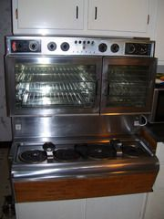 1960 tappan debutante 400 pull out cooktop range photo vintage tappan 400 stove tappan fabulous 400 electric visualite range for