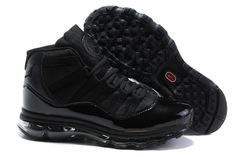 Discount Air Jordan Max 11 Black Free Shipping-60% Off