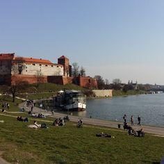 #Krakow aşktır.
