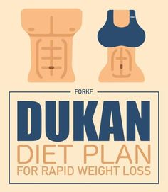 Dukan Diet Plan To Lose Weight In Just 10 Days