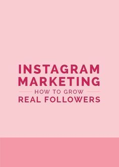 Instagram Marketing: FInd Your Following - The Elle & Company Collaborative | social media tips | instagram tips #instagrammarketing