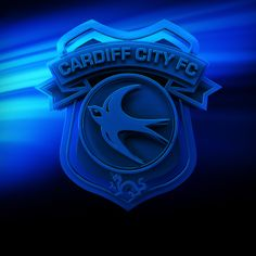 Paul Campbell Freelance artist Cardiff City FC crest I did for Kilogramme Animation for Detail for Cardiff City FC obvs Cardiff City Football, Cardiff City Fc, 3d Artist, Club, Blue Bird, Neon Signs, Animation, Detail, Motion Design