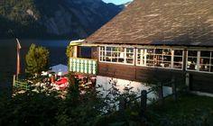 Strandcafe Restaurant Altaussee in Altaussee, Steiermark