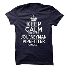Journeyman Pipefitter - vintage t shirts #first tee #navy sweatshirt
