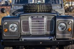 1980 Land Rover Defender Safari
