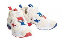 MAISON+KITSUNÉ+×+REEBOK+CLASSIC+INSTAPUMP+FURY+#sneaker