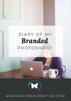 If you're planning a photo session to capture branded photos to add to your website redesign, you might be wondering what actually happens during a branded shoot. Photos are absolutely necessary for your website and also a great addition to your social media marketing. They help people to see your personality, and also build trust to see the human behind the business.  https://www.amandacreekcreative.com/diary-branded-photoshoot/
