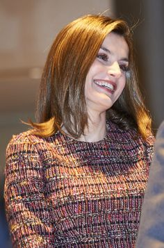 Queen Letizia attends the Board meeting of the FAD | 19.12.2016 - click to read more