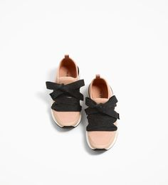 SNEAKERS WITH BOW-NEW IN-GIRL | 4-14 years-KIDS | ZARA United States