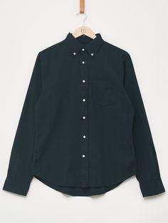 Dobby Check Skjorte i Sort fra GANT RUGGER | S.T. VALENTIN | All New Arrivals…