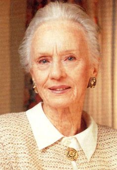 Jessica Tandy: 'Valley of Decision', 'Driving Miss Daisy', 'The Story Lady'; she became more and more beautiful as she aged - and got better and better parts. Love her!