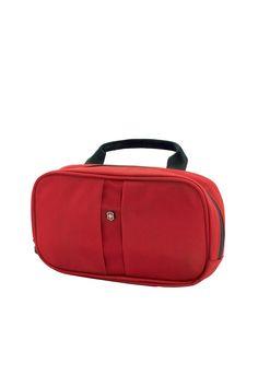 Victorinox Lifestyle Accessories 4.0 Overnight Essentials Toiletry Kit - LuggagePlanet.com