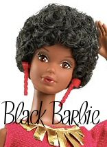Very important, historical step in the evolution of the Barbie Doll, Types of Barbies.  I remember watching 'Julia' on TV thinking I wanted to be a nurse just like her.  Her being black had nothing to do with it.  My parents had black friends which was pretty liberal back in the late '60's.  Would love to find Christie and an old Julia doll (even if her hair oxidized to freakish red!)