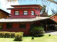 Charmosa casa com 7 quartos à venda em  Praia do Forte, Bahia, Brasil.
