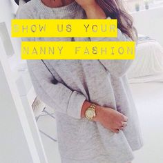 What's your winter style in the nanny life? How do you get that balance between warm and cuddly and still professional and capable? Share your {Nanny Style} with us!  #happynannies #happynestuk #nannyfashion #childcare