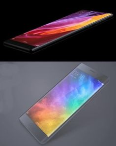 Xiaomi Mi Mix, Mi Note 2 Launched With Snapdragon 821 in China coming soon to India. Xiaomi Mi Mix, Mi Note 2 price, Release date, Specifications