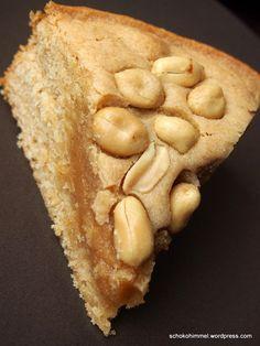 Süß, salzig, köstlich: fudgy Peanutbutter-Brownie