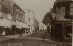 High Street, Hythe, Kent. c.1931.