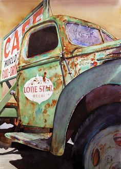 Rusted Lone Star 2