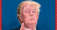 Donald Trump, pese a sus discursos llenos de odio, el magnate tiene buenas posibilidades de conquistar nuevos electores, sobre todo entre los independientes. Einstein, Donald Trump, Business Magnate, Hate, Clowns, History