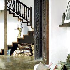 Tatjana Patitz's house in California