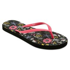 Women's Letty Flip Flop Sandals Mossimo Supply Co. -