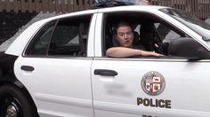 Cop Pull Over Prank Pranks, Viral Videos, Senior Pranks, Jokes
