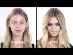 How to create The Rock Chick Makeup Look | Charlotte Tilbury - YouTube