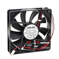 68.00$  Buy here - http://alihyu.worldwells.pw/go.php?t=32736668969 - 4710KL-05W-B10 12025 24V 0.10A 12CM frequency converter cooling fan 68.00$