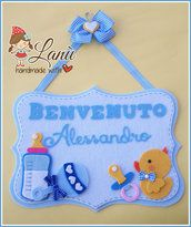 Annuncio fiocco nascita : Baby's stuff Diy Baby Shower Decorations, Baby Shower Crafts, Baby Boy Shower, Baby Handling, Moldes Para Baby Shower, Scrapbook Bebe, Birth Pictures, Baby Photo Frames, Baby Shower Souvenirs